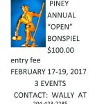 Piney Bonspiel
