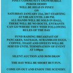 Piney Poker Derby