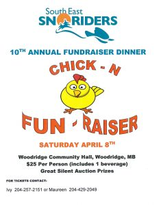 SnoRiders Chick N Fun Raiser