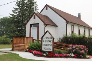 Sprague and District Museum