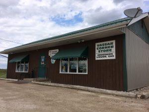 General store in Vassar Manitoba