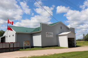 Middlebro Manitoba Community Hall
