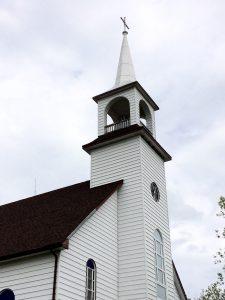 Roman Catholic church in Vassar Manitoba