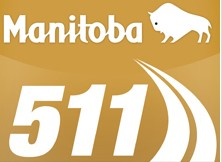 Link to current Manitoba highways local road conditions